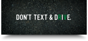 Don't Text And Drive--Thanks to Parkview Traums Centers